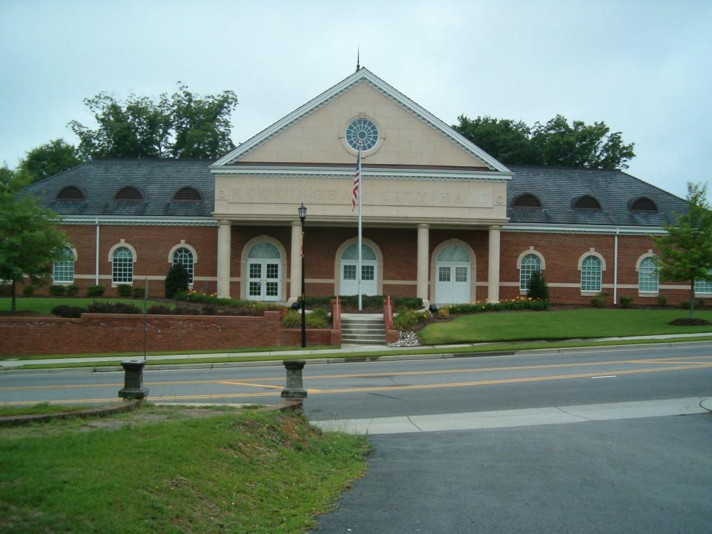 Rockingham City Hall #3