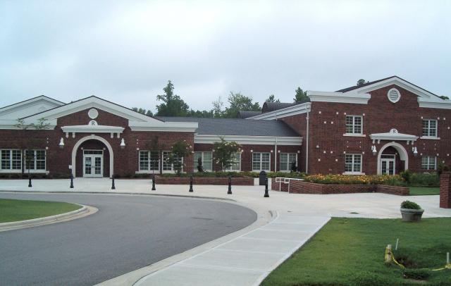 Rockingham Junior High #6