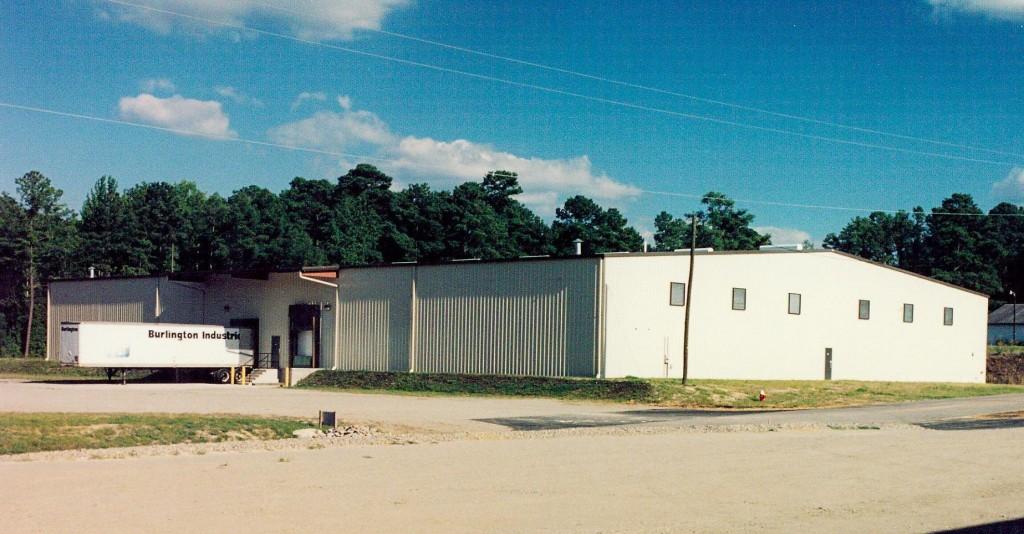 Burlington warehouse