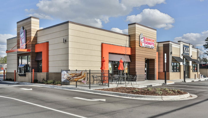 Dunkin Donuts/Kay's Jewelers – Rockingham, NC